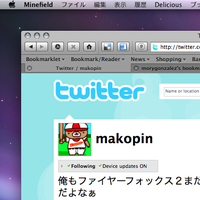 Firefox 3 minefield